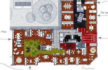 amenagement-espace-travail-siege-social-architecture-cleram-space-planning
