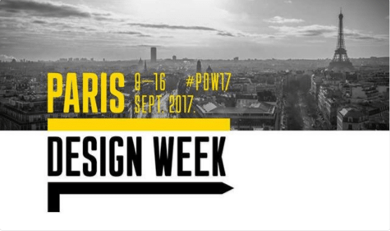 Paris design week 2017 cl ram am nagements espaces for Design week 2017