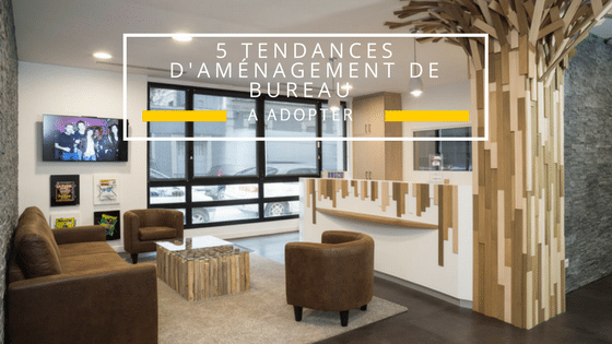 Am nagement de bureau 5 tendances adopter pour la - Amenagement bureau ...