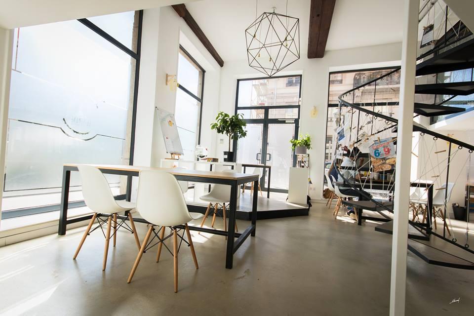 café-bureau : le simone