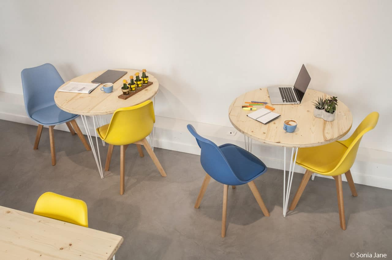 café-bureau galerie café