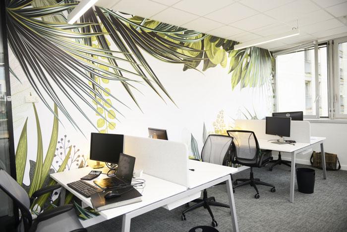 aménagements de bureaux