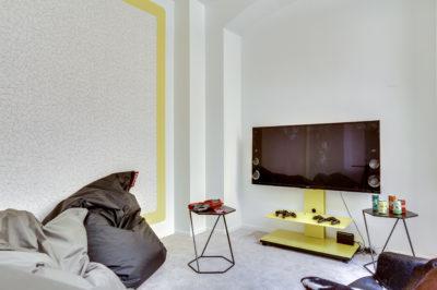 aménagement - espace de jeux - molotov tv