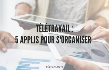 Teletravail applications cleram