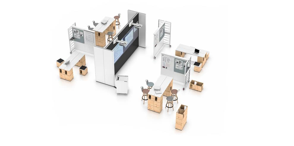 mobilier-modulable--frame-board-bene-cleram